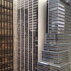 Photo taken at 666 3rd Avenue by Matt V. on 2/10/2013