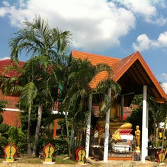 Photo taken at วัดหนองจะบก by ThongChai y. on 12/2/2012