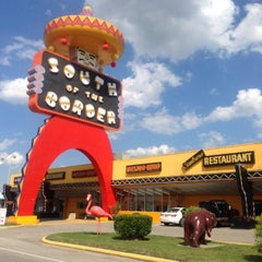 Photo taken at South of the Border by Brian S. on 5/12/2013