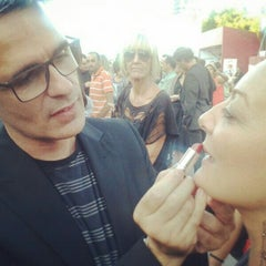 Photo taken at Mariano Parisi - Hair & Makeup by Mariano P. on 9/19/2013