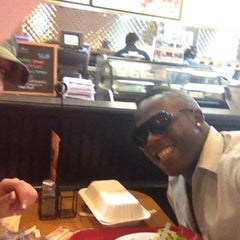 Photo taken at Jason's Deli by D'andre B. on 9/28/2013