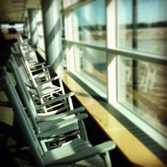 Photo taken at Burlington International Airport (BTV) by Lillian L. on 3/21/2013