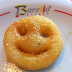 Photo taken at Barello Burger by Marcela Q. on 12/2/2012