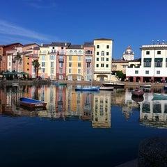 Photo taken at Loews Portofino Bay Hotel at Universal Orlando by Vanessa R. on 11/4/2012