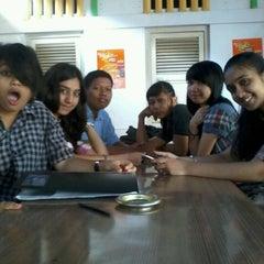 Photo taken at Universitas Methodist Indonesia by Anita H. on 12/14/2012