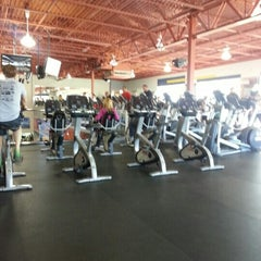 Photo taken at 24 Hour Fitness by Timothy S. on 12/29/2012