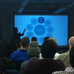 Photo taken at TechNexus by Christopher R. on 3/25/2015