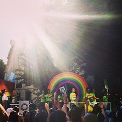 Photo taken at Capital Pride 2012 by Isa L. on 6/7/2014