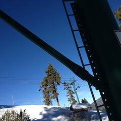 Photo taken at Bear Mountain Ski Resort by Dan V. on 1/12/2013