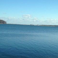 Photo taken at Oceanic Bridge by Jack D. on 11/15/2014