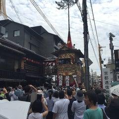Photo taken at 北観音山 by azumakuniyuki on 7/24/2015