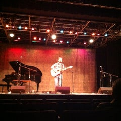 Photo taken at Eddie Owen Presents at Red Clay Theatre by Stacy T. on 11/6/2012