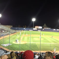 Photo taken at Hi Corbett Field by Matt R. on 2/16/2013