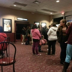 Photo taken at Bow Tie Cinemas Middlebrook Galleria by William C. on 11/16/2012