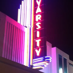 Photo taken at The Varsity Theatre by Taylor B. on 4/17/2013