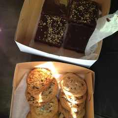 Photo taken at Pat's Donuts & Kreme Inc by Dale O. on 1/24/2013