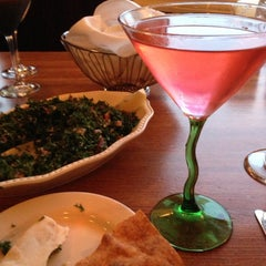 Photo taken at Jocelyn's Mediterranean Restaurant by Tammi on 4/23/2013