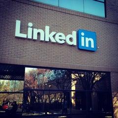 Photo taken at LinkedIn Building 2 by Rajon T. on 2/25/2013