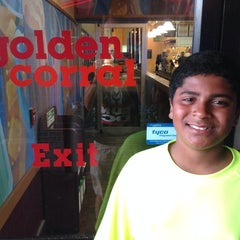Photo taken at Golden Corral by Bryan R. on 5/23/2014