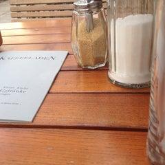Photo taken at Kaffeeladen by Da N. on 5/7/2013