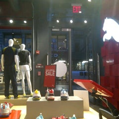 Photo taken at The PUMA Store by Magic F. on 7/12/2013