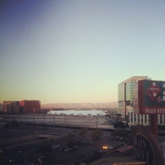 Photo taken at The California Hotel & Casino by @Nacron on 11/20/2012