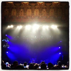 Photo taken at The Wiltern by Kevin V. on 2/18/2013