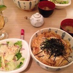 Photo taken at Yamato Japanese Restaurant by Marina B. on 3/8/2015