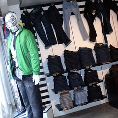 Photo taken at Volcom Store London by Volcom Stone on 3/22/2013