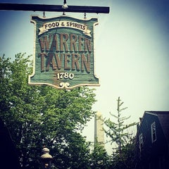 Photo taken at Warren Tavern by Chase K. on 6/17/2014