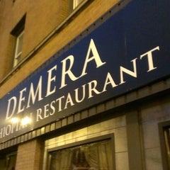 Photo taken at Demera Ethiopian Restaurant by Jim M. on 6/2/2013