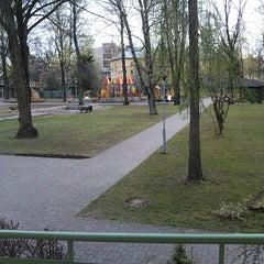 """Photo taken at Rīgas pirmsskolas izglītības iestāde """"Madariņa"""" by Mārcis R. on 5/8/2013"""