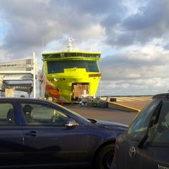 Photo taken at Tallink M/S Star by Sergey S. on 11/7/2012