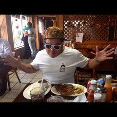 Photo taken at Puerto Sagua Restaurant by TahRaySa X. on 12/9/2012