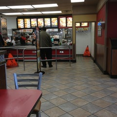 Photo taken at Hardee's / Red Burrito by Aaron J. on 12/20/2012