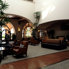 Photo taken at Fess Parker's Doubletree Resort by Trinh D. on 2/11/2013