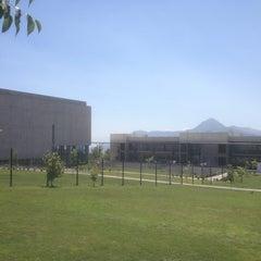 Photo taken at Universidad del Desarrollo by Cristián S. on 11/23/2012
