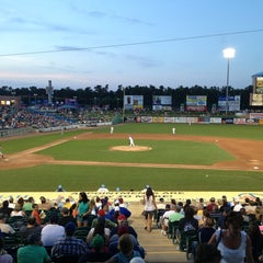 Photo taken at FirstEnergy Park by Eric K. on 6/2/2013