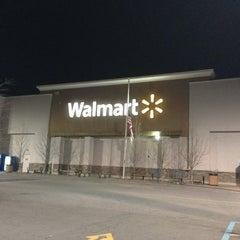Photo taken at Walmart Supercenter by Vance I. on 12/19/2012