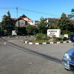 Photo taken at DPPM UII by Rahadini M. on 8/8/2013