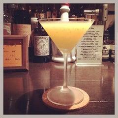 Photo taken at the bar nano. by Ken U. on 12/21/2015