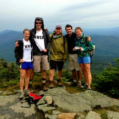 Photo taken at Camel's Hump State Park - Summit by Charlie R. on 8/17/2014
