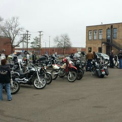 Photo taken at Clyde Iron Works by Ender M. on 5/16/2015