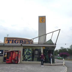 Photo taken at Tigre Tienda by Sophie M. on 4/17/2015