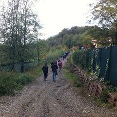 Photo taken at Sentiero dei Bregoli by Lilia L. on 10/27/2012
