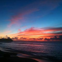 Photo taken at Balangan Beach by 🎀Nastya . on 3/8/2013
