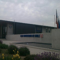 Photo taken at Centro Deportivo Azul by José M. on 9/24/2012