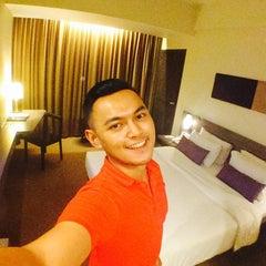 Photo taken at Grand Zuri Hotel by Sandy A. on 11/9/2014