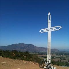 Photo taken at Cerro San Juan by Juan Carlos O. on 11/12/2012