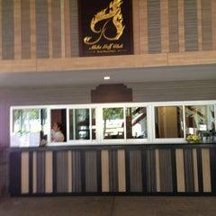 Photo taken at Mida Golf Club by Nooch G. on 8/28/2013
